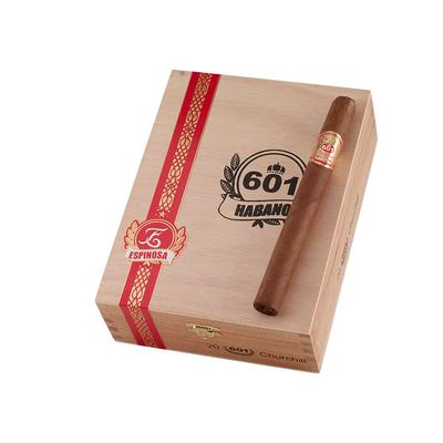 601 Red Label Habano Churchill - CI-6HR-CHUNZ - 400