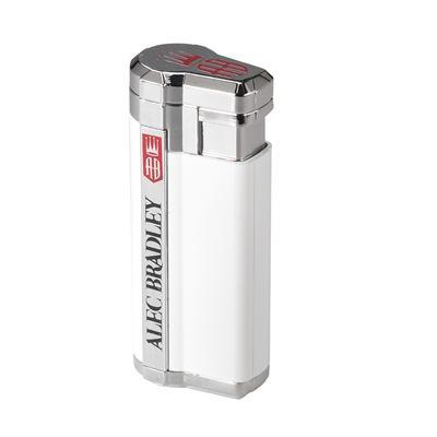 Alec Bradley Hendrix FX3 Torch White Lighter - LG-AB-HENWHT - 400
