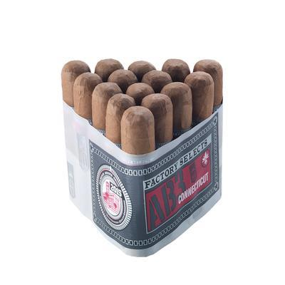 Alec Bradley Factory Selects Connecticut Short Robusto - CI-AB3-SROBN - 400
