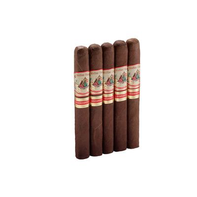 Bellas Artes By AJ Fernandez Short Churchill 5 Pack - CI-ABA-SCHUN5PK - 400