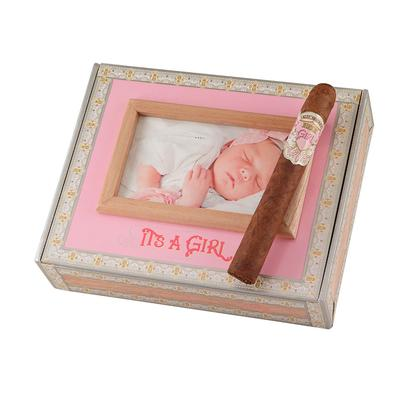 Alec Bradley New Baby It's A Girl (Toro) - CI-ABG-TORGN - 400