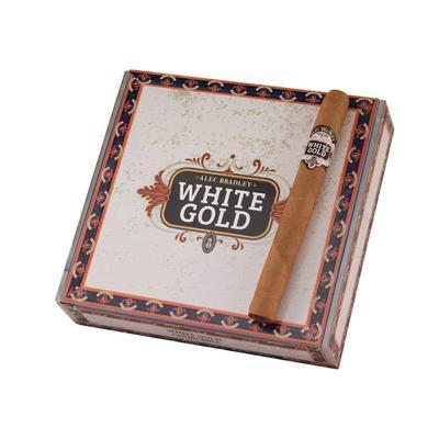Alec Bradley White Gold Churchill - CI-ABW-CHUN - 400