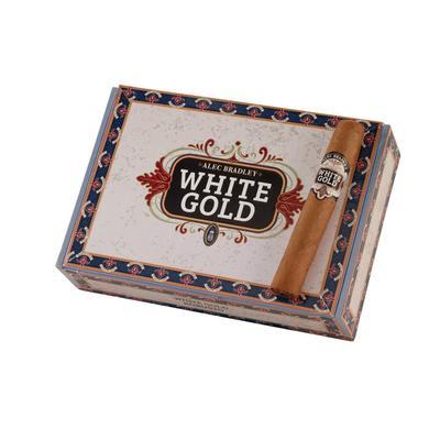 Alec Bradley White Gold Robusto - CI-ABW-ROBN - 400