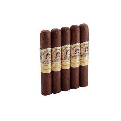 La Aroma De Cuba Edicion Especial No. 2 5 Pack - CI-ACE-2N5PK - 400