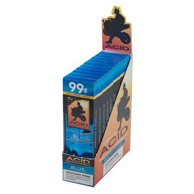 Acid Cigarillos Blue - CI-ACG-BLUN - 400