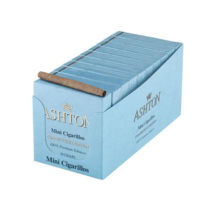 Ashton Mini Cigarillos Connecticut 10/20-CI-ACT-MINN - 400