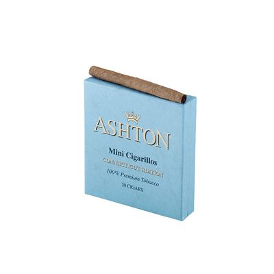 Ashton Small Cigars Mini Cigarillos Connecticut (20) - CI-ACT-MINNZ - 400