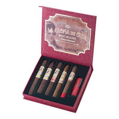 La Aroma De Cuba Best Sellers Assortment - CI-ADC-BEST - 400