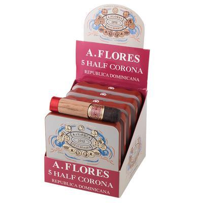 A. Flores Gran Reserva Corojo Half Corona 5/5 - CI-AFG-HCORNPK - 75