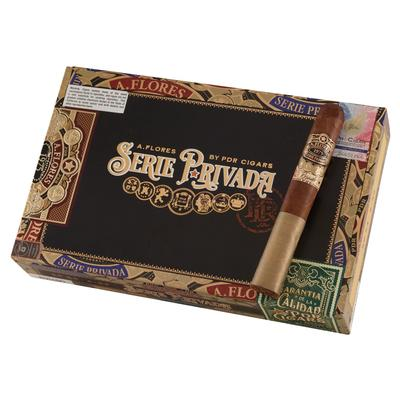 A Flores Serie Privada SP 54 Capa Habano - CI-AFP-SP54N - 400