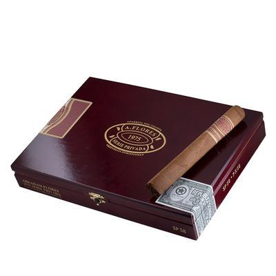 A. Flores Serie Privada SP 58 Capa Habano - CI-AFP-SP58NZ - 400