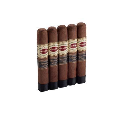 Casa Fernandez Miami Aganorsa Corojo Robusto 5 Pack - CI-AGA-ROBN5PK - 75