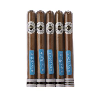 Ashton Classic New Baby Classic No. 1 It's a Boy 5 Pack - CI-AGB-CRY1BN5P - 400