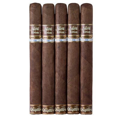 Aging Room Small Batch Quattro F55 Concerto 5 Pack - CI-AGQ-CONN5PK - 400