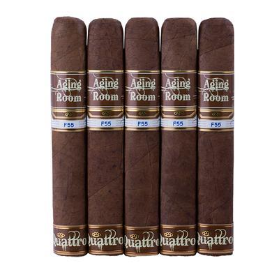 Aging Room Small Batch Quattro F55 Stretto 5 Pack - CI-AGQ-STREN5PK - 400