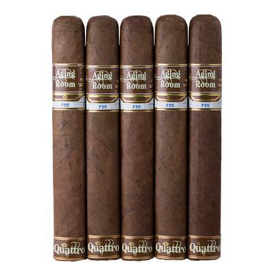 Aging Room Small Batch Quattro F55 Vibrato 5 Pack - CI-AGQ-VIBN5PK - 75