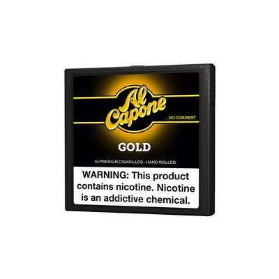 Al Capone Gold (10) - CI-ALC-GOLDPKZ - 75