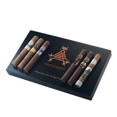 Montecristo Toro 12 Cigar Sampler - CI-ALT-12MONTOR - 400