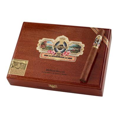 Ashton Estate Sun Grown 20 Year Salute - CI-ASE-20N - 400