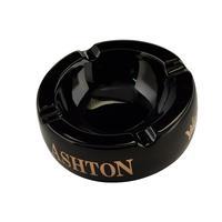 Ashton Black Large Ashtray