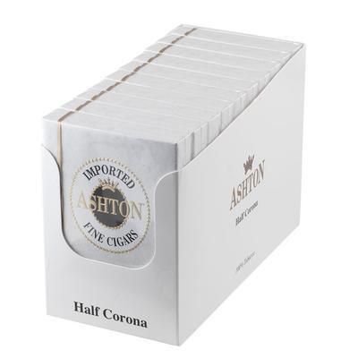 Ashton Classic Half Corona 10/5 Cameroon - CI-ASH-HAFCNPK - 400