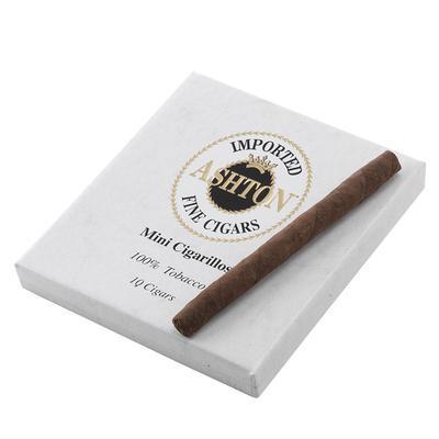 Ashton Classic Mini Cigarillos (10) - CI-ASH-MINN100Z - 400
