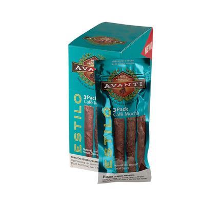 Avanti Estilo Cafe Mocha 10/3 - CI-AVI-ESCAFPK - 400