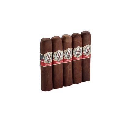 Short Robusto 5 Pack-CI-AVN-SROBN5PK - 400
