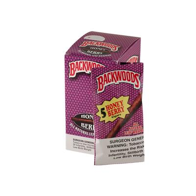Backwoods Honey Berry 8/5 - CI-BAK-HB40PK - 400