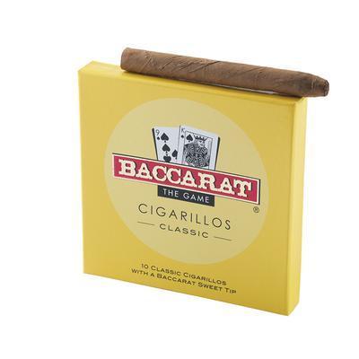 Baccarat Cigarillos Classic (10) - CI-BCI-CLASNZ - 400
