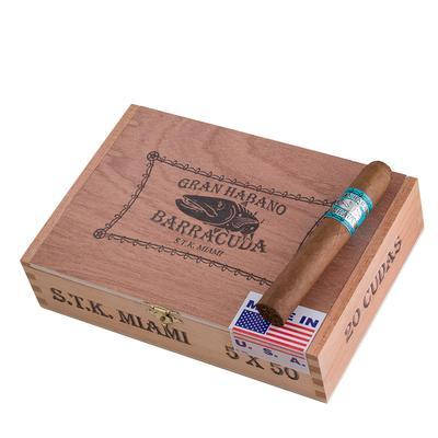 Barracuda STK by George Rico Robusto - CI-BGR-ROBNZ - 400