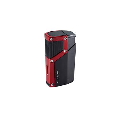 Black Label Czar Lighter Red and Black - LG-BKL-CZARRED - 400