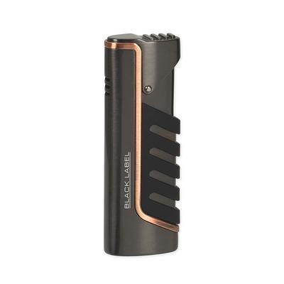 Black Label Rebel Lighter - LG-BKL-RBLDKCOP - 400