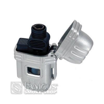 Blazer CG-001 Cigar Lighter Silver - LG-BLA-CG001SLV - 75