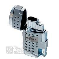 Blazer EVO Dual Torch Lighter Silver - LG-BLA-EVOSIL - 400