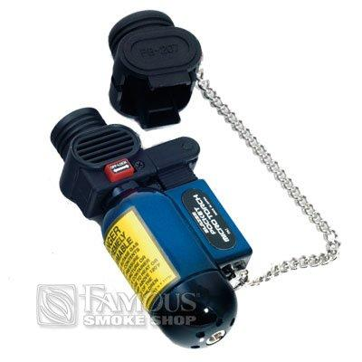 Blazer Torch Metallic Blue Cigar Lighter - LG-BLA-PB207MBL - 400