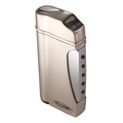Blazer Stratus Torch Lighter Nickel - LG-BLA-STRNKL - 75