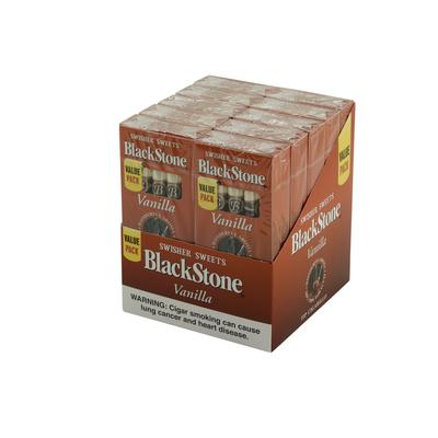 Blackstone By Swisher Vanilla Tip 10/10 - CI-BLK-VANPK - 400