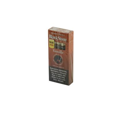 Blackstone by Swisher Vanilla Tip (10) - CI-BLK-VANPKZ - 400