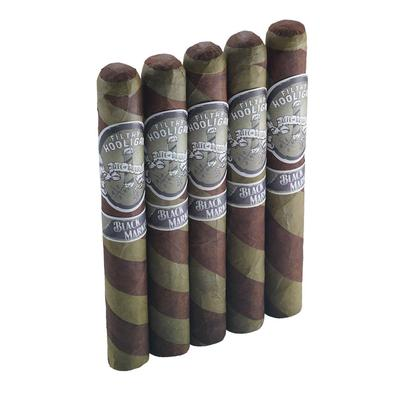 Alec Bradley Black Market Filthy Hooligan 5 Pack - CI-BMK-FILTH5PK - 75