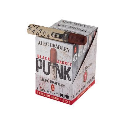 Alec Bradley Black Market Punk Boat 5/4 - CI-BMK-PUN4PK - 75