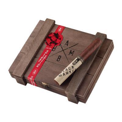 Alec Bradley Black Market Toro Gift Box - CI-BMK-TORN10 - 75