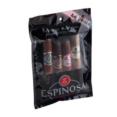 Best Of Cigar Samplers Espinosa Four Cigar - CI-BOF-4ESPK - 400