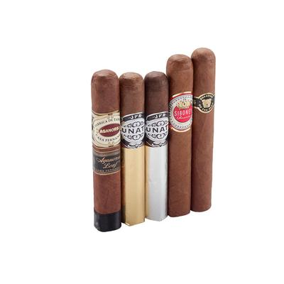 Best Of Cigar Samplers Aganorsa Leaf 5 Cigar - CI-BOF-AGLF5SAM - 400