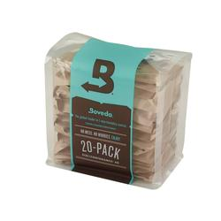 Boveda 75% 20 Count Bulk Bag - HD-BOV-75BULK - 400