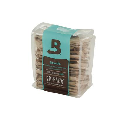 Boveda 84% Seasoning 20 Count - HD-BOV-SEABULK - 400