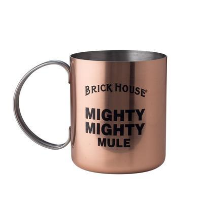 Brickhouse Mighty Mule Mug - CM-BRK-MULE - 400