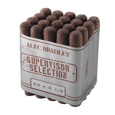 Alec Bradley Supervisor Selection Jalapa Short Robusto - CI-BSS-452N - 400