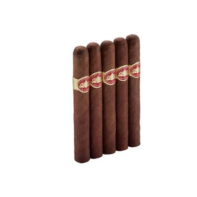 Four Kicks By Crowned Heads Corona Gorda 5 Pack - CI-C4K-CGORN5PK - 75