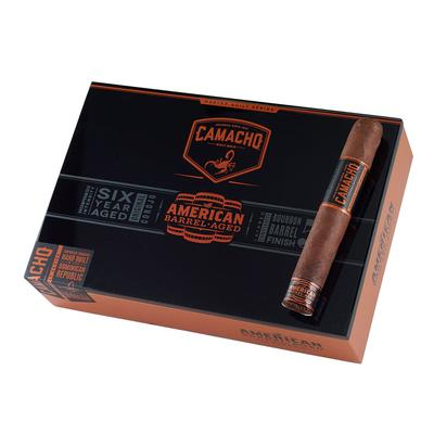 Camacho American Barrel Aged Gordo - CI-CAB-GORN - 400